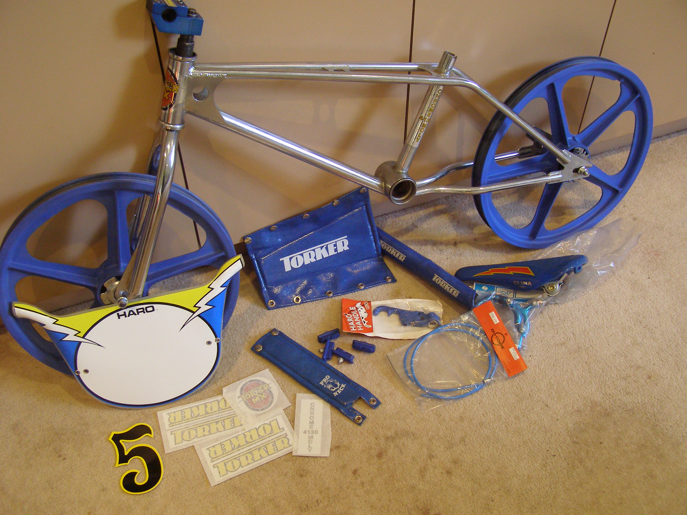 Torker Serial Number Meanings - Riding, Research