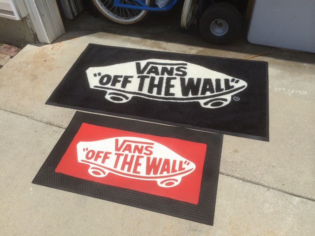 Vans off the wall floor mats riding research collecting bmx imageg amipublicfo Choice Image