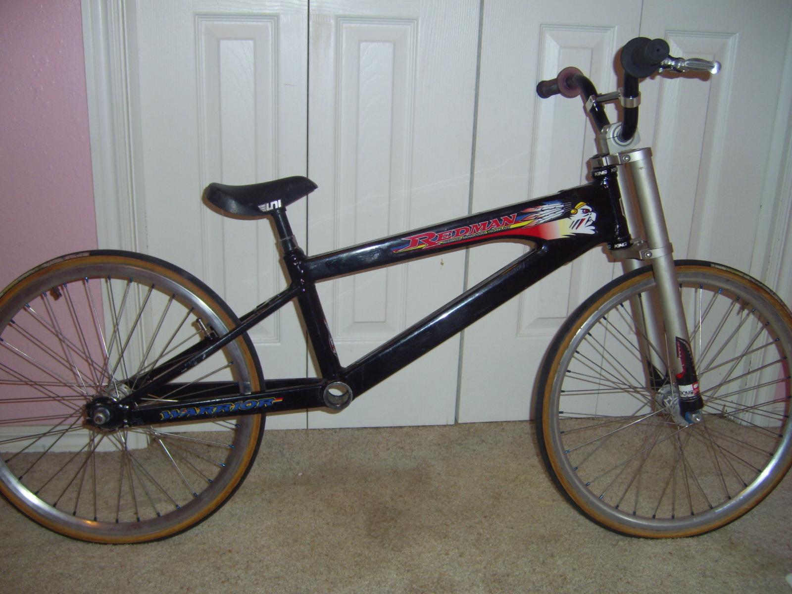 Redman - Visual Database - Frame Sets or Complete BMX Bicycles - BMX ...