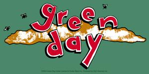 Dookie Onesie  Green Day