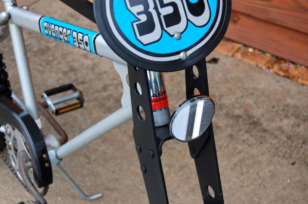 Front Reflector Bicycle Bicycle Modifications