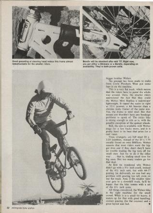 1977 Minicycle BMX Action - Webco Mini Replica - 05.jpg