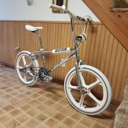 VINTAGE ERA FREESTYLE BMX (1999 and earlier) - Bike of the